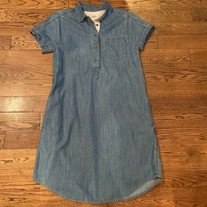 FOSSIL Denim dress